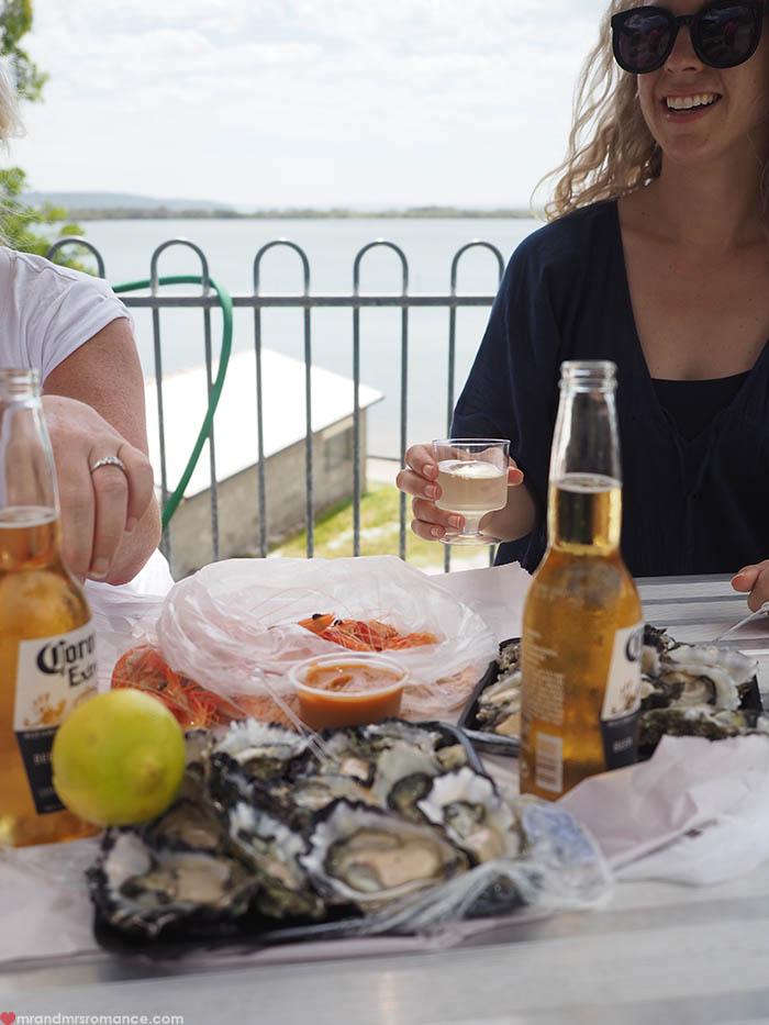 Mr & Mrs Romance - IG Edition - Port Stephens Oyster Farm
