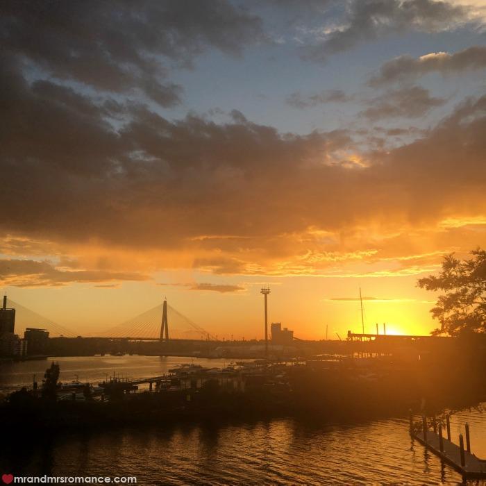 Mr & Mrs Romance - IG Edition - sunset