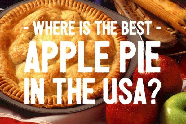Is the best apple pie in America in Julian, California, USA