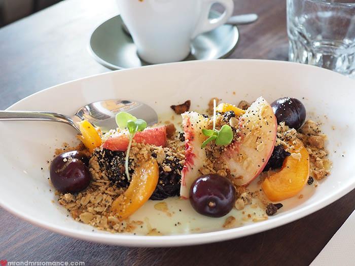 Mr & Mrs Romance - IG Edition - 12 Breakfast