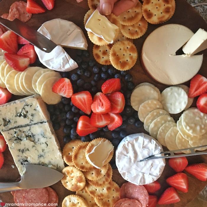 Mr & Mrs Romance - IG Edition - 13 Valentines Day cheese