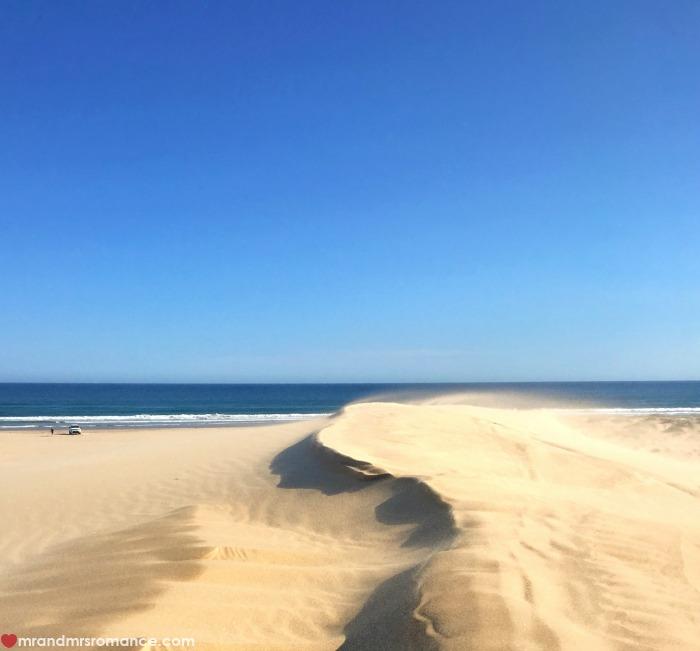 Mr & Mrs Romance - IG Edition - 14 dunes and the sea