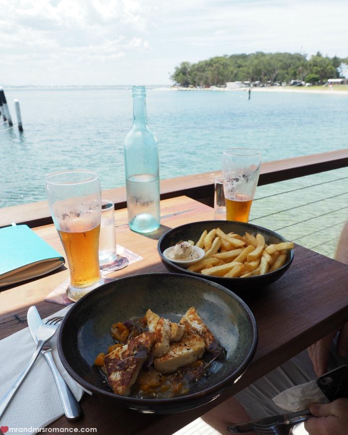 Mr & Mrs Romance - IG Edition - 16 little beach boathouse food