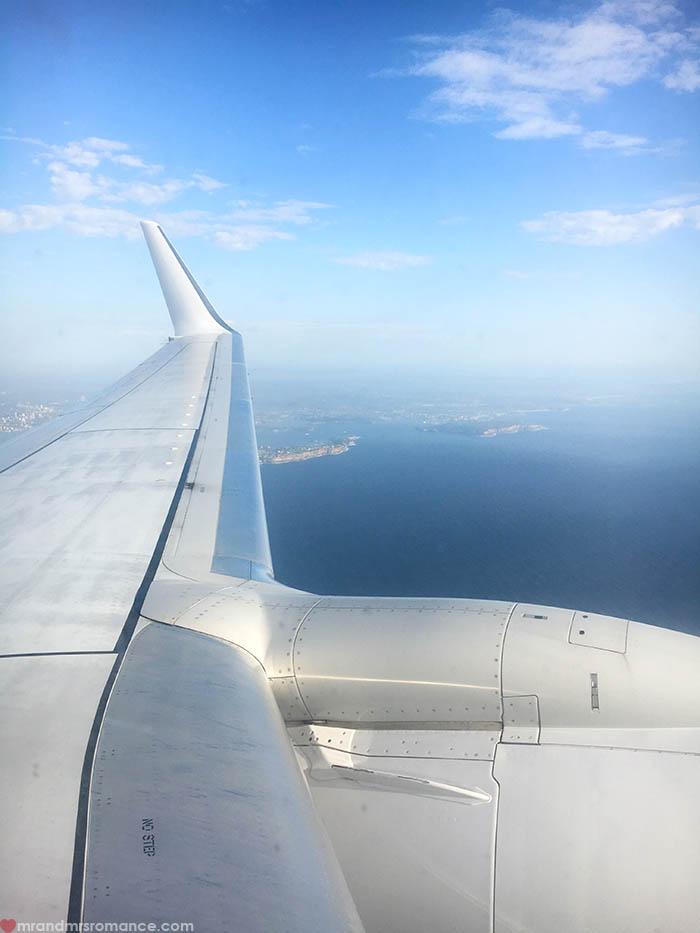 Mr & Mrs Romance - IG Edition - 16 Plane window 2