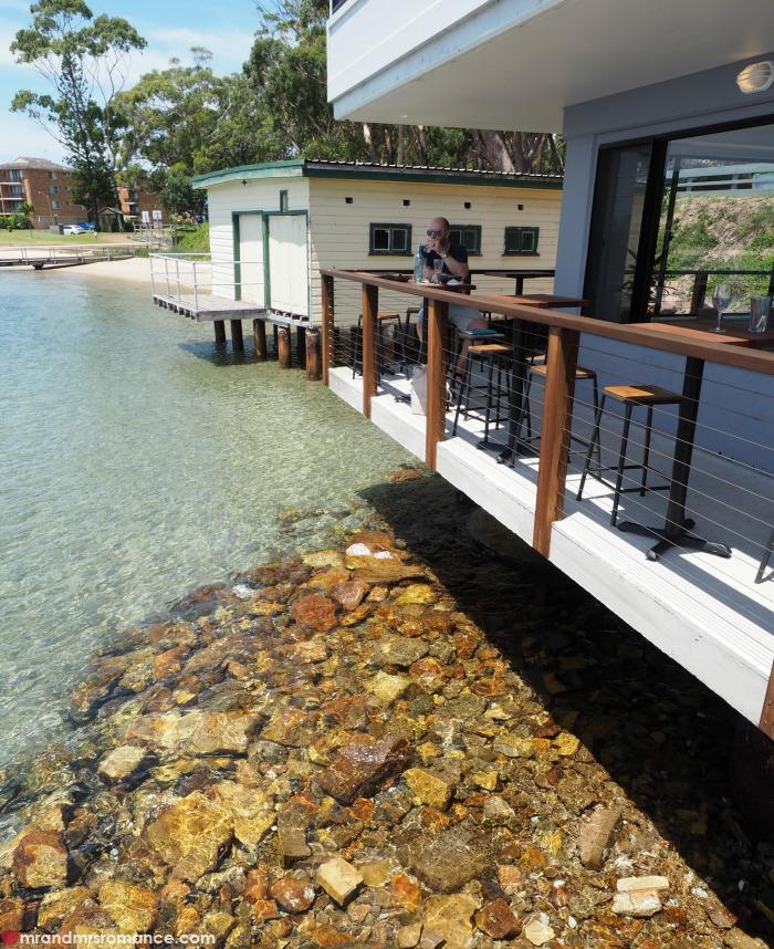 Mr & Mrs Romance - IG Edition - 17 little beach boathouse long