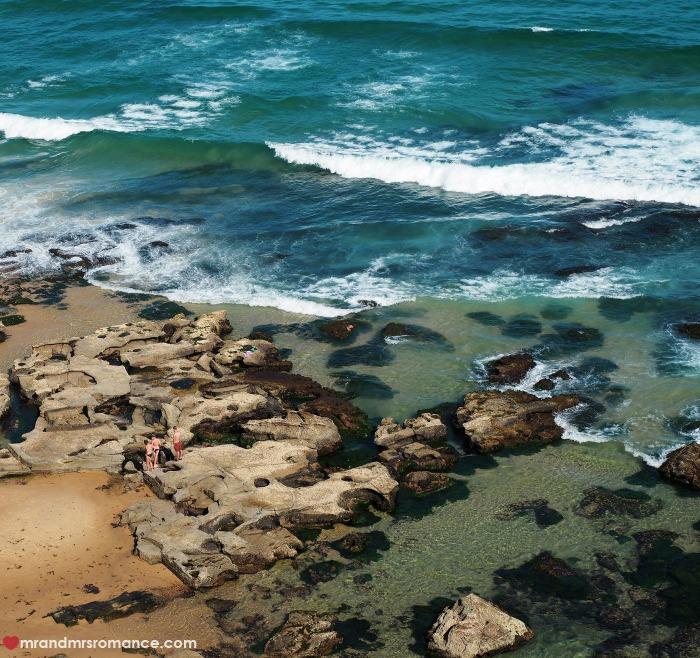 Mr & Mrs Romance - IG Edition - 55 Newcastle cliffs