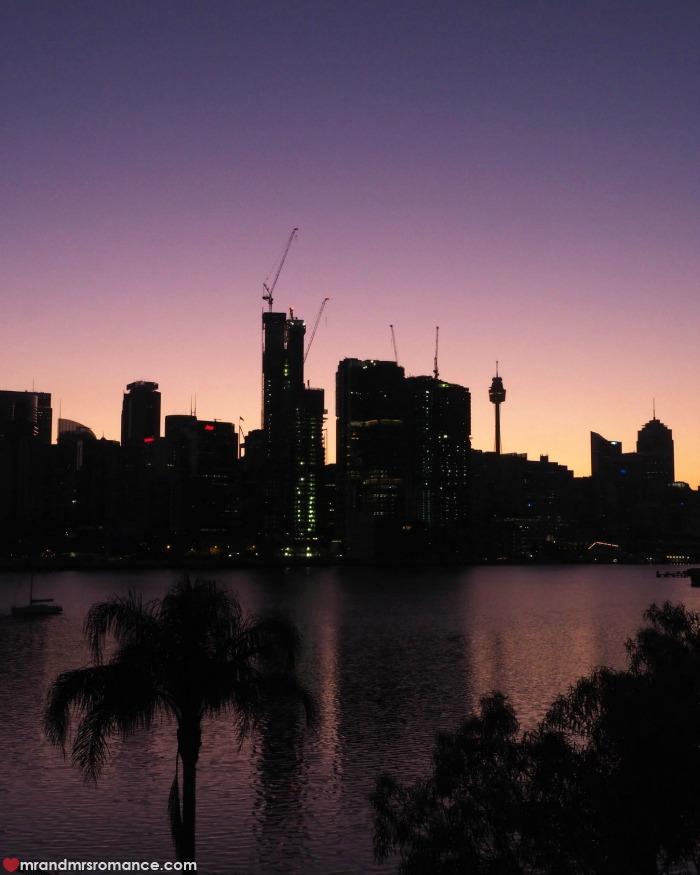 Mr & Mrs Romance - IG Edition - 56 Sydney surise