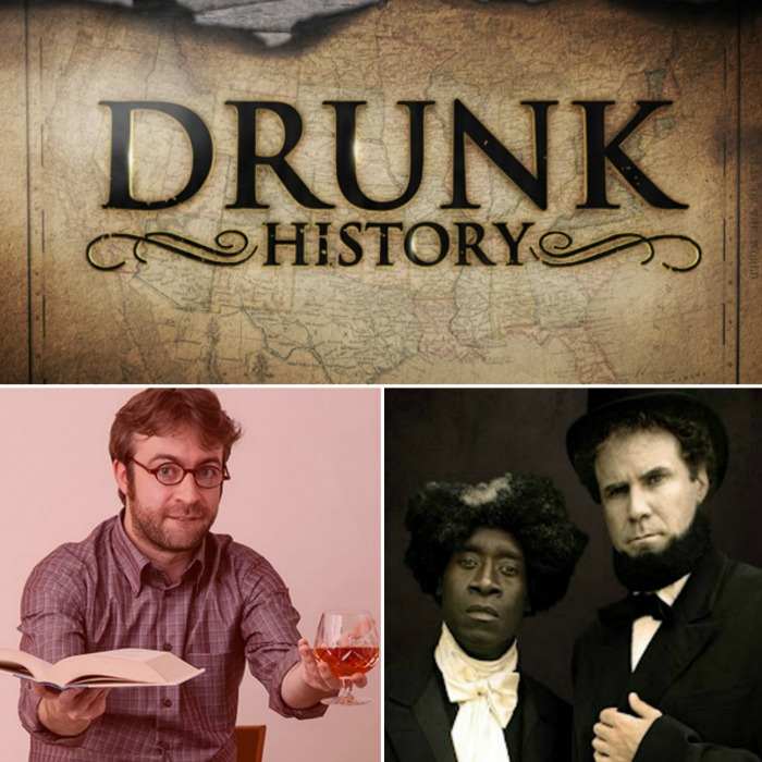 5 TV series to get you through your next long-haul flight - Drunk History