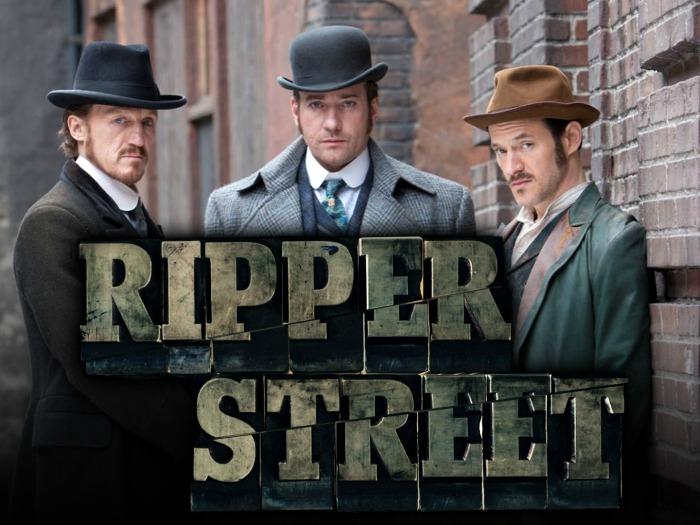 5 TV series to get you through your next long-haul flight - Ripper Street