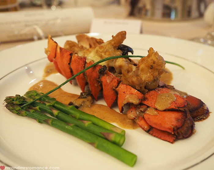 Mr and Mrs Romance - IG Edition - 16 Siver Whisper Lobster Thermidor
