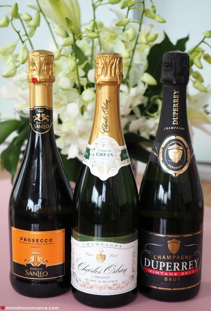 Mr and Mrs Romance - boozy Valentine's Day gift ideas - sparklfing