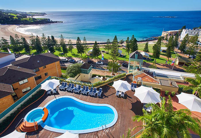 Where to stay in Sydney - Crowne Plaza Coogee Beach Sydney