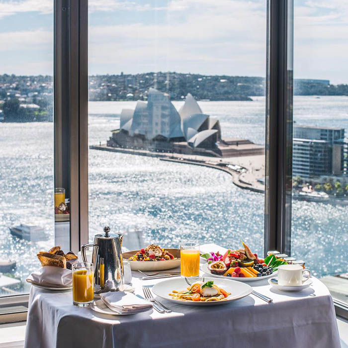 Where to stay in Sydney - Four Seasons Hotel Sydney