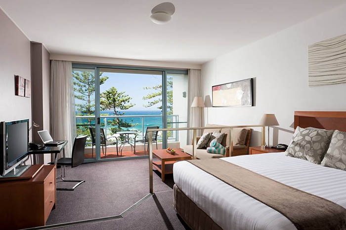 Where to stay in Sydney - The Sebel Manly Beach Sydney