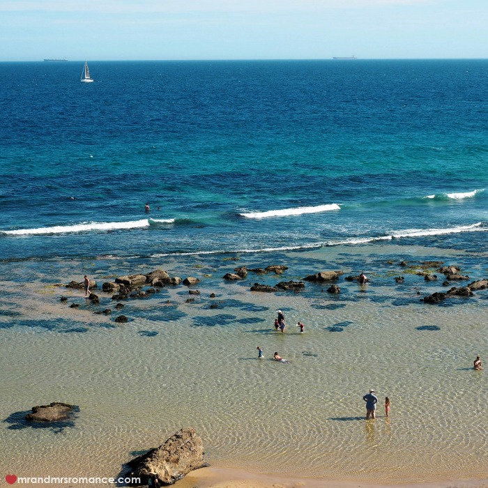 Mr & Mrs Romance - IG Edition - 54 Newcastle beach