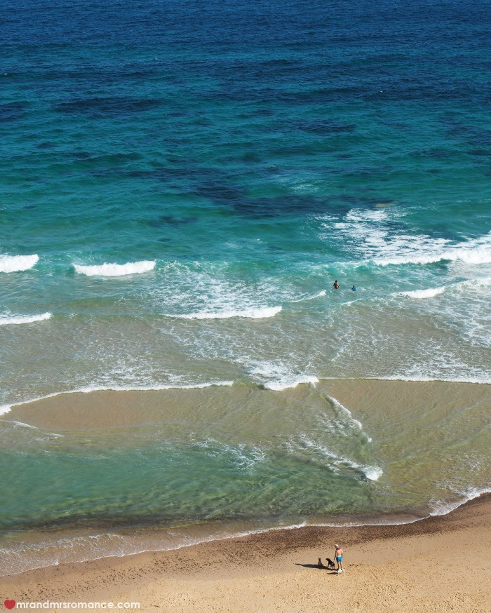 Mr & Mrs Romance - IG Edition - 55 dog friendly Newcastle beach