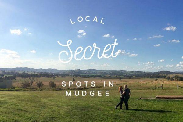 Mr & Mrs Romance - secret local spots to eat in Mudgee