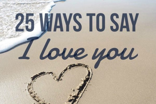 Mr & Mrs Romance - love language 25 ways - 1 feature