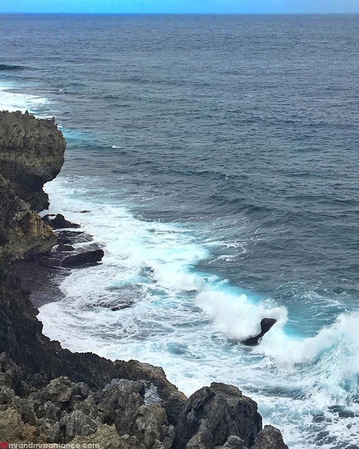 Mr & Mrs Romance - unusual things Okinawa - 3 Cape Hado