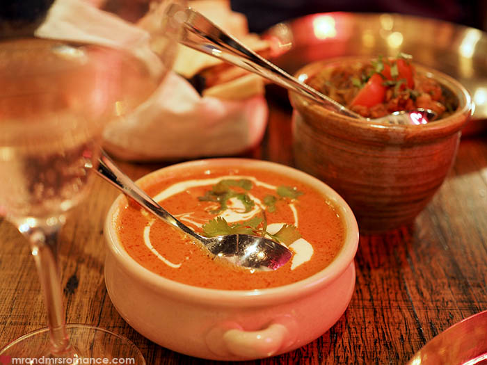 Sydney restaurants - Masala Theory, Surry Hills