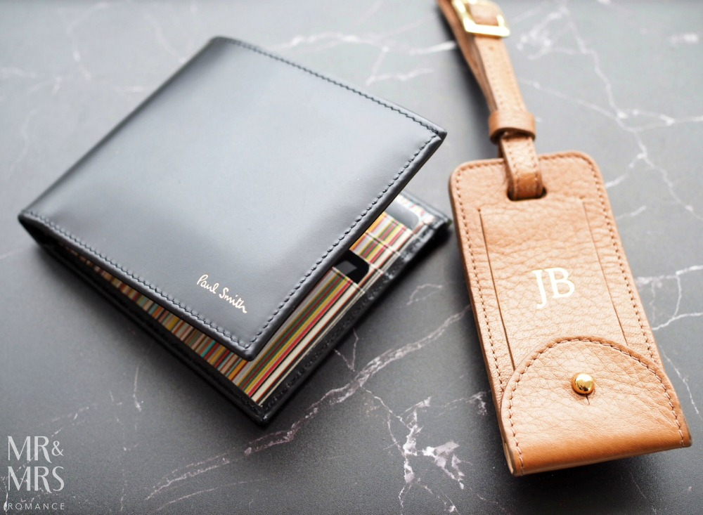 Mr & Mrs Romance - Father's Day gifts - Mon Purse, Paul Smith and East Dane