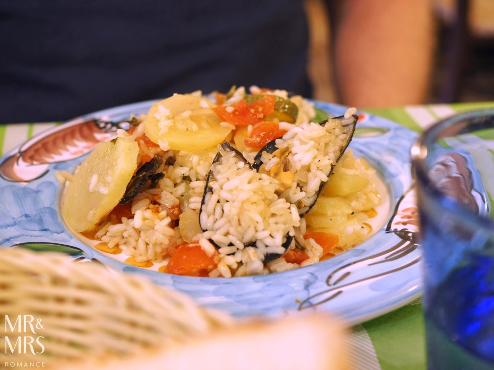 Dishes from Puglia - Mr & Mrs Romance