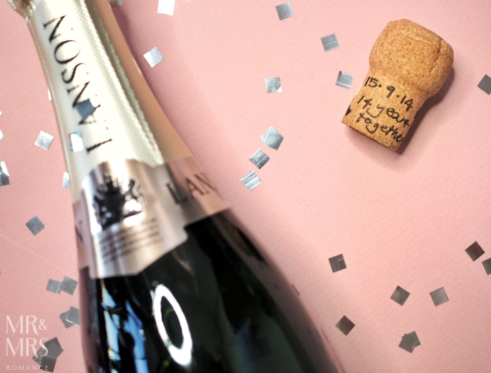 Lanson Champagne - Tina Arena - Mr & Mrs Romance