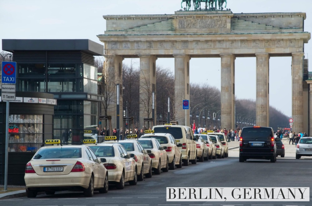 Taxis ripping us off - Berlin