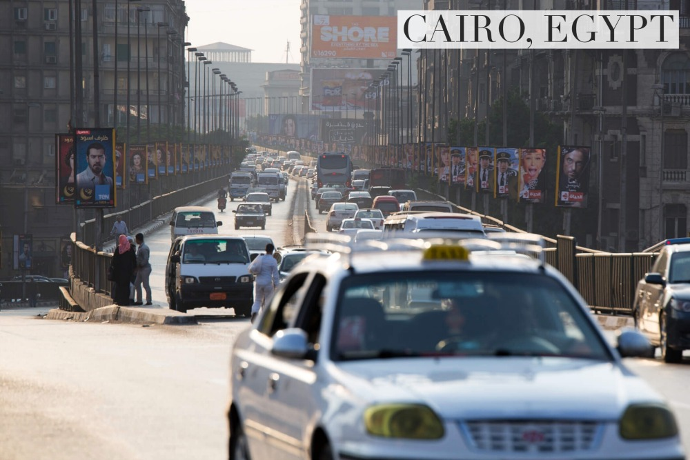 Taxis ripping us off - Cairo