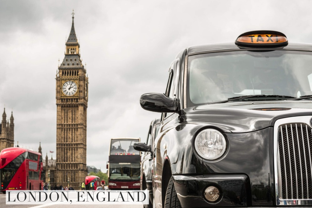 Taxis ripping us off - London
