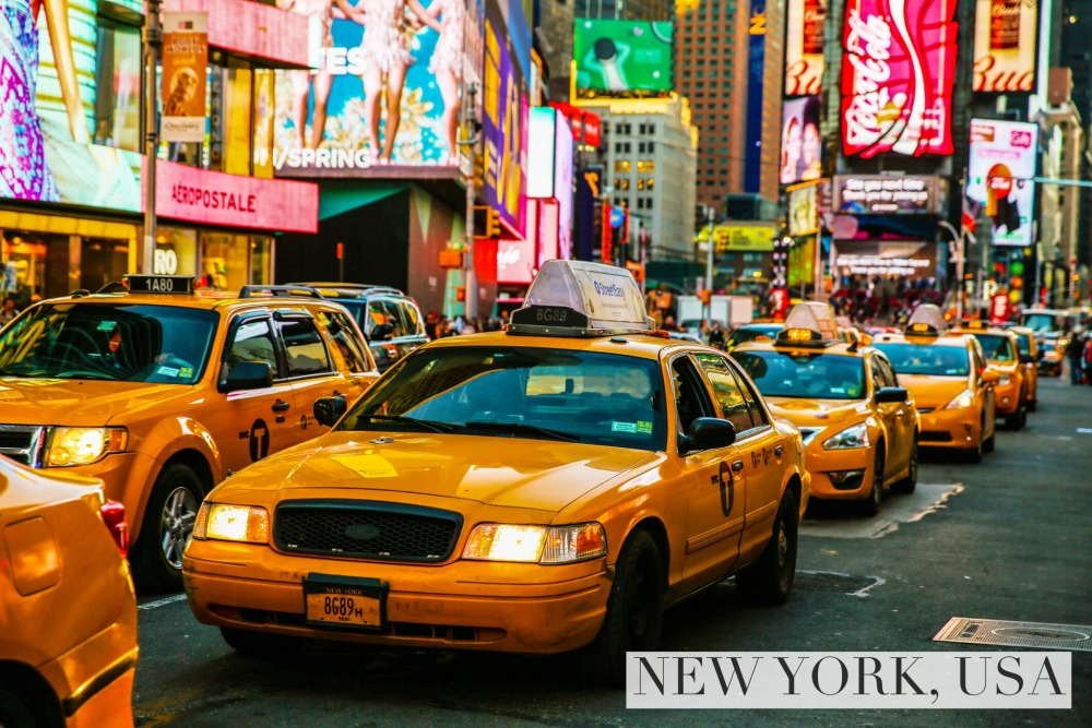 Taxis ripping us off - NYC