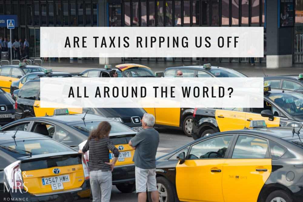 Taxis ripping us off
