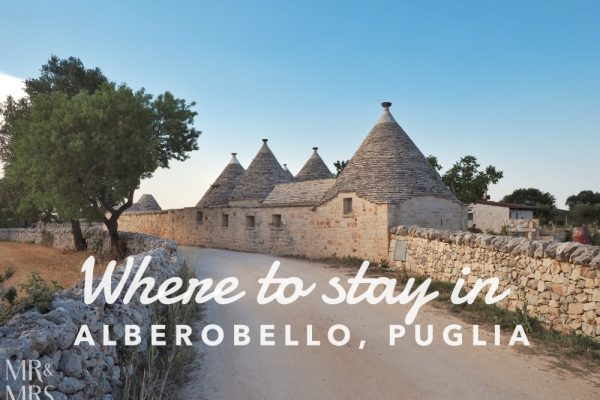 Where to stay in Alberobello, Puglia - trulli hotel - Mr & Mrs Romance