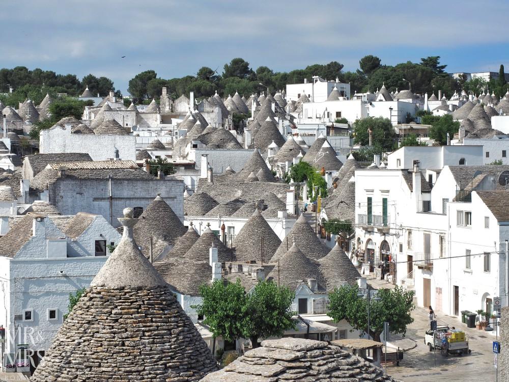 Where to stay in Alberobello, Puglia - trulli hotel - Mr & Mrs Romance