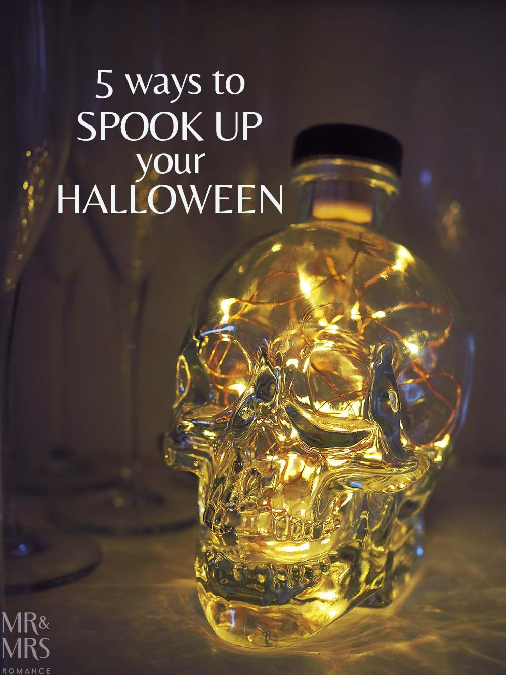 Halloween party ideas - MMR