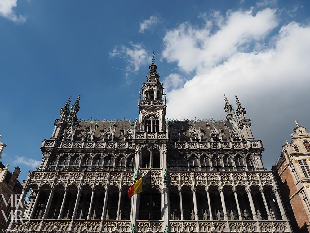 Brussels in 24 hours - Grand Place/Grote Markt travel guide - MMR