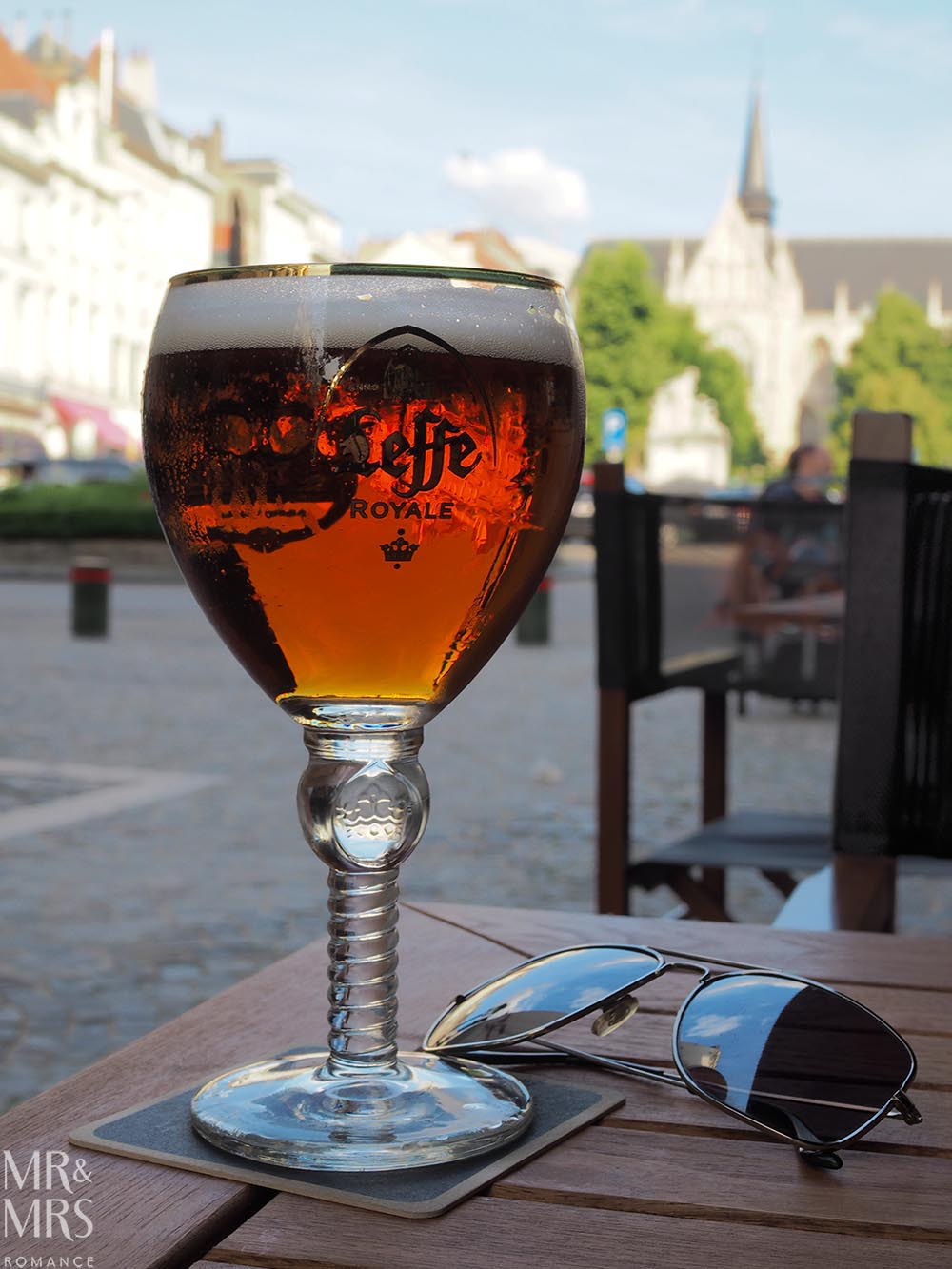 Brussels in 24 hours Leffe Cafe - travel guide - MMR