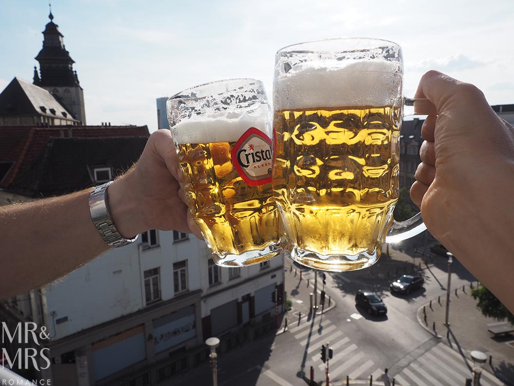 Brussels in 24 hours beers - travel guide - MMR