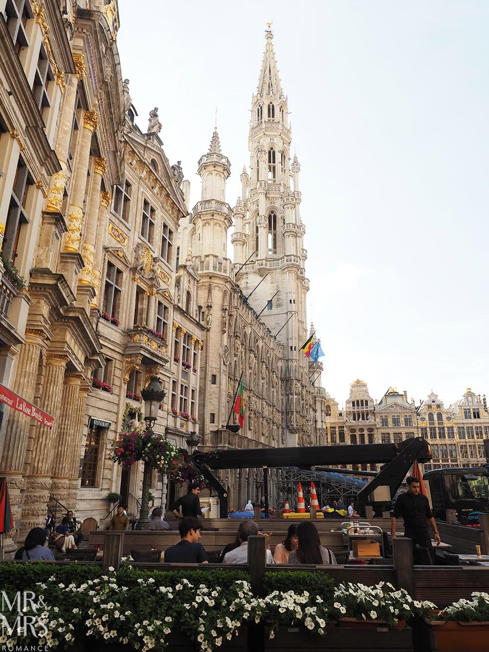 Brussels in 24 hours - travel guide Grand-Place/Grote Markt - MMR