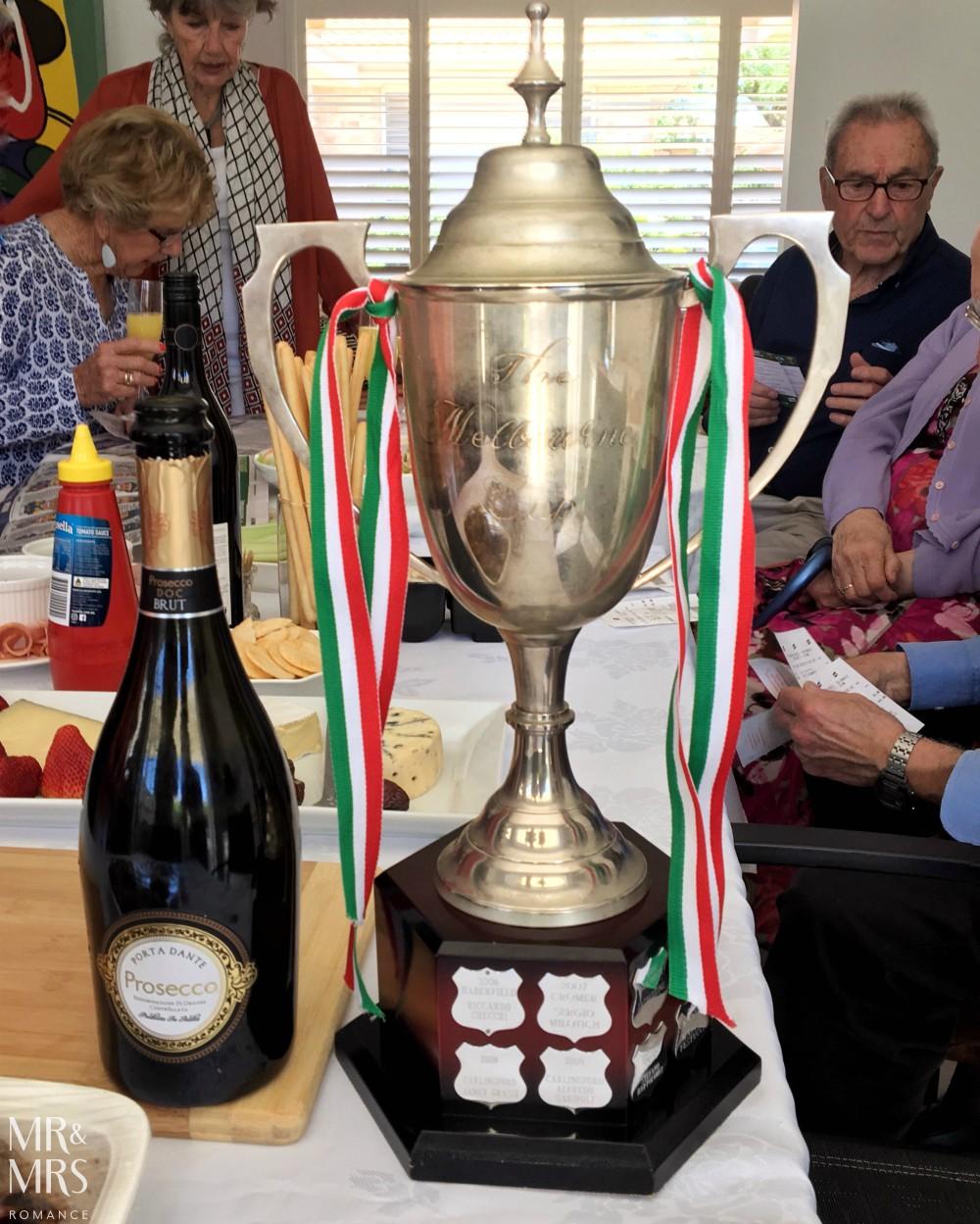 Melbourne Cup IG Edition - MMR