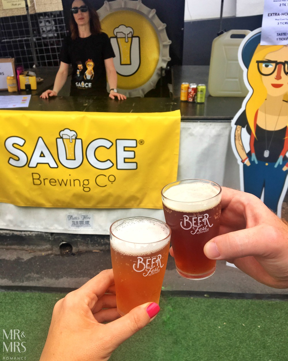 Inner West Beer Fest Sauce Brewing