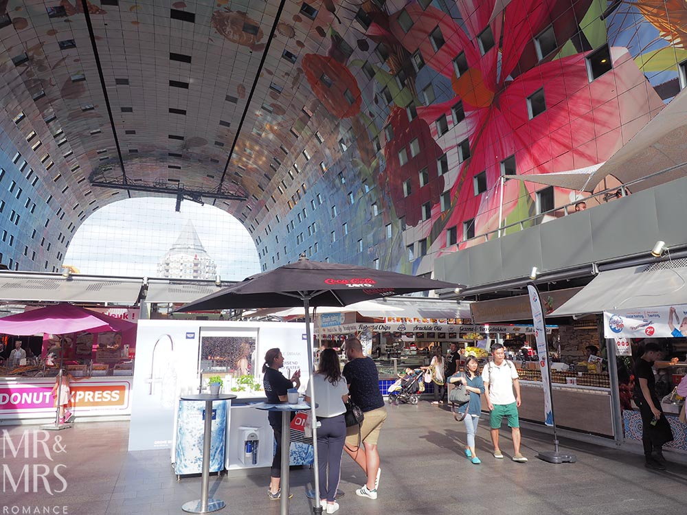 Visit Rotterdam travel guide - MMR- Marktlhal