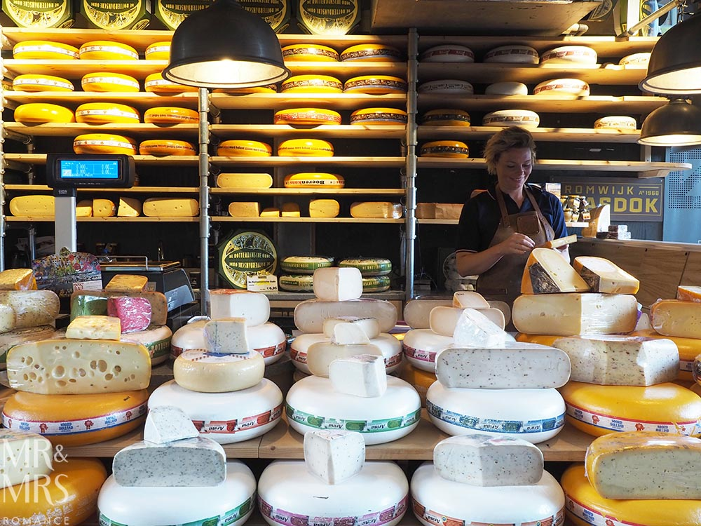 Visit Rotterdam travel guide - MMR - cheese