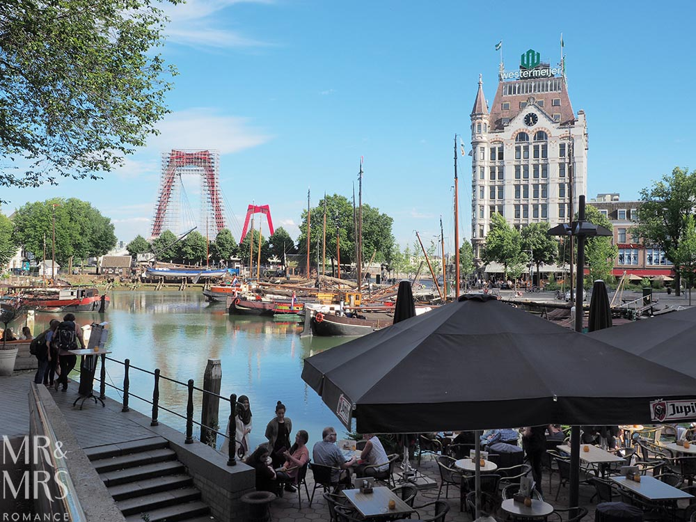 Visit Rotterdam travel guide - MMR - Witte Huls