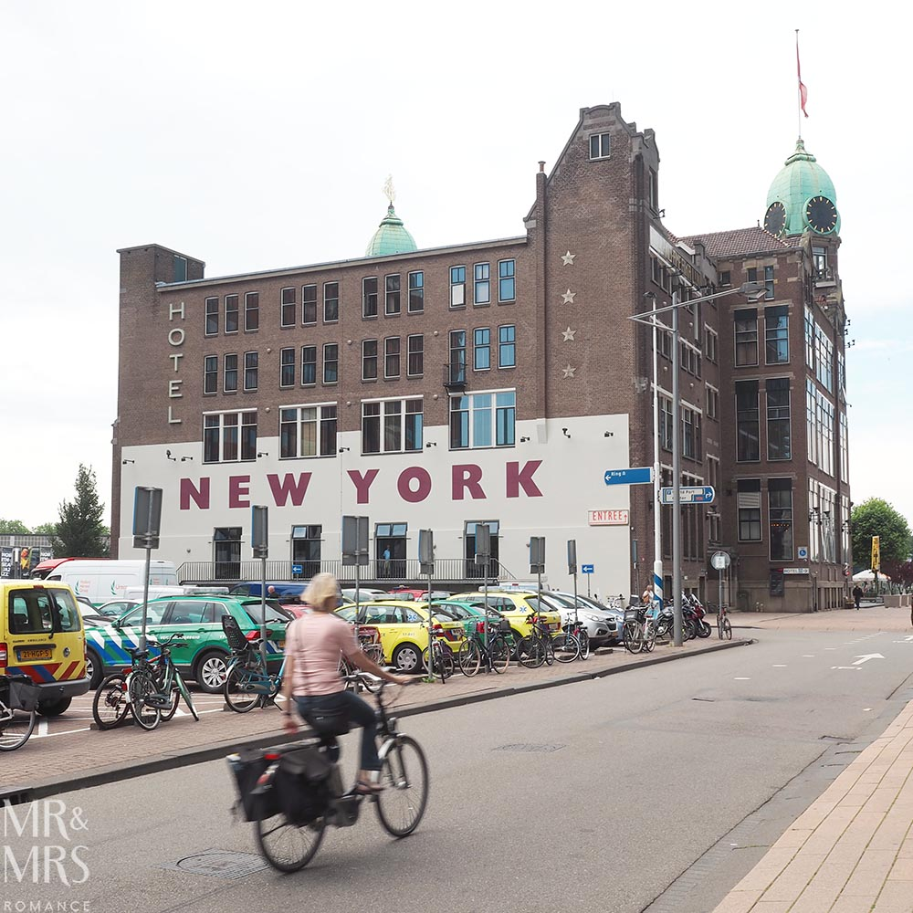 Visit Rotterdam travel guide - MMR - New York Building