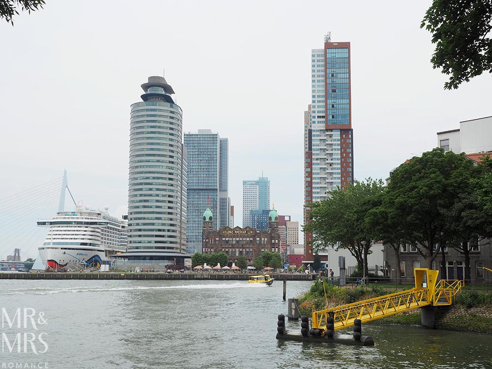 Visit Rotterdam travel guide - MMR