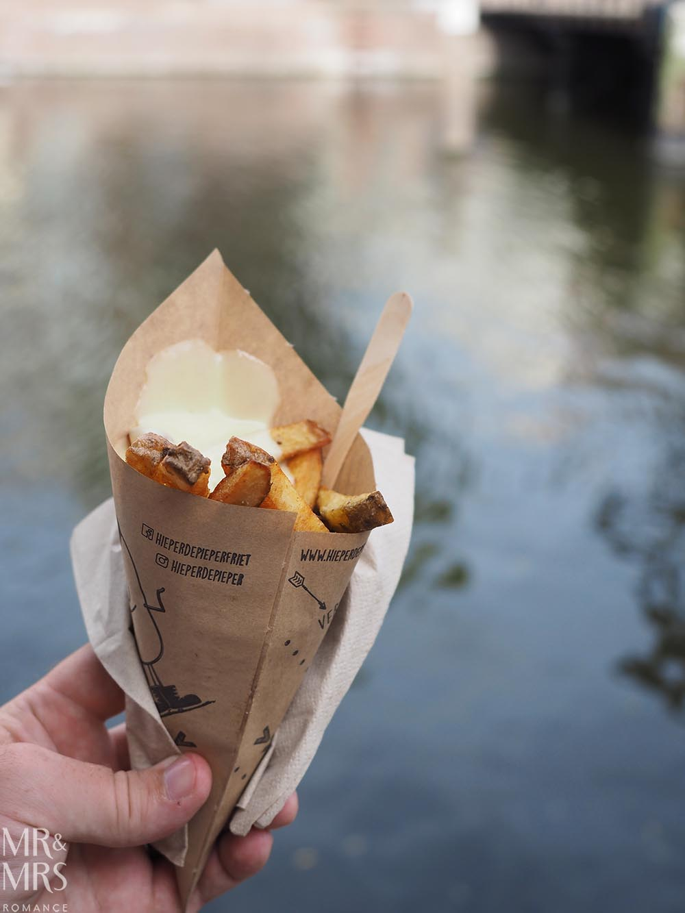 Visit Rotterdam travel guide - MMR - frite