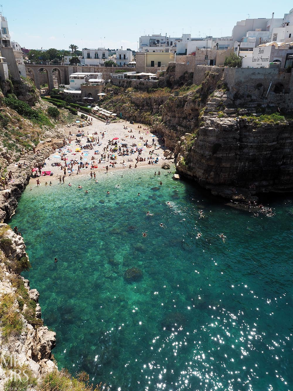 Polignano a Mare - Where to take the best photos in Puglia Italy - MMR