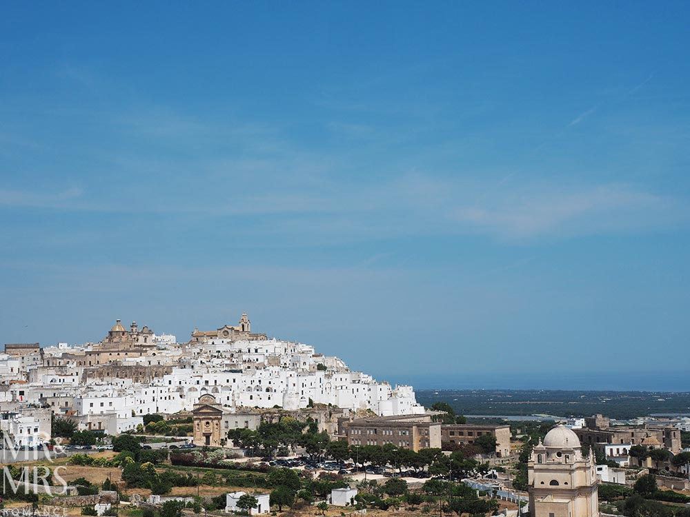 Ostuni - Where to take the best photos in Puglia Italy - MMR