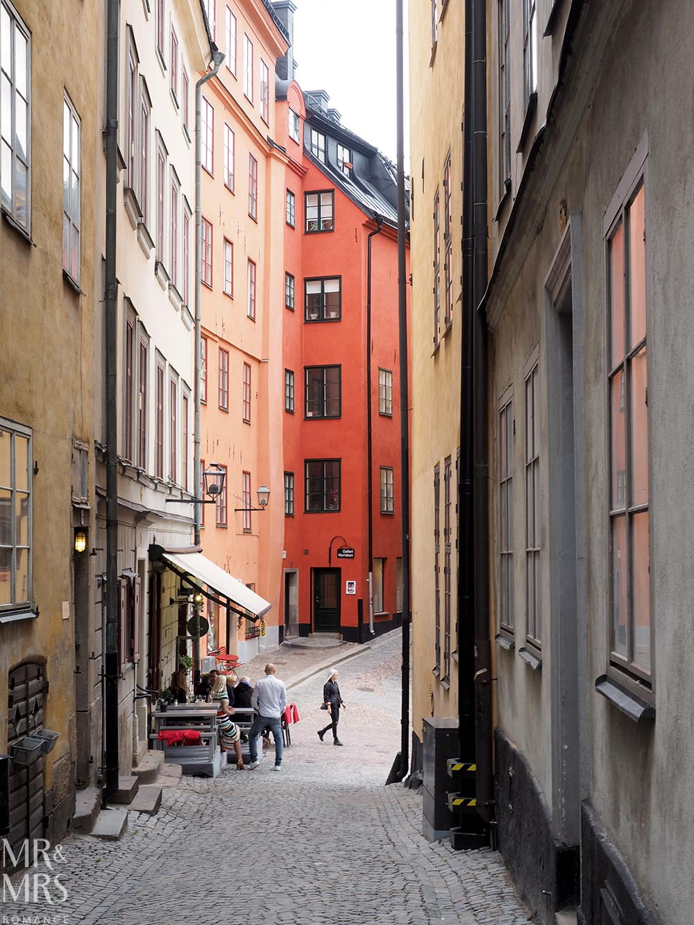 Gamla Stan, Stockholm, Sweden - where to take photos in Stockholm - Olympus cameras - MMR